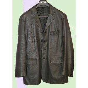 ZARA Quality Leather Jacket